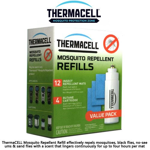 Thermacell Mr 450x Armored Portable Mosquito Repeller
