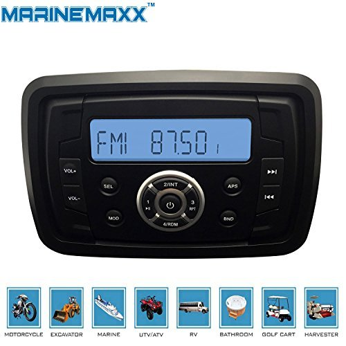 14650 marinemaxx marine stereo audio mp3 radio fm am bluetooth music for jbl prv 175 wiring diagram at virtualis.co