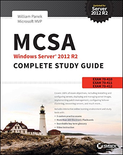 mcsa networking basics This certificate covers the basics of network administration, and is primarily taken  as a stepping stone toward the ccna certification ccent.