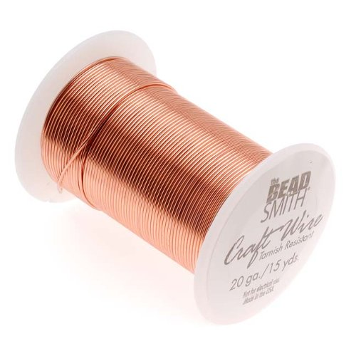 Mandala Crafts 18 20 22 24 26 28 Gauge Thick Solid Copper