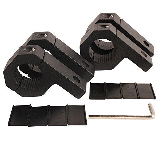 House tuning pcs inch light bar clamp roll mounts