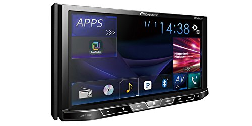 30344 pioneer avh x490bs double din bluetooth in dash dvd cd am fm car pioneer avh p3100dvd wiring harness at bayanpartner.co