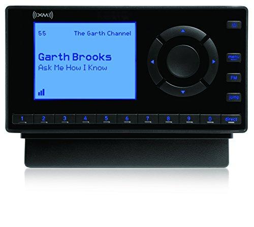 Siriusxm Sxezr1h1 Xm Onyx Ezr Satellite Radio Receiver