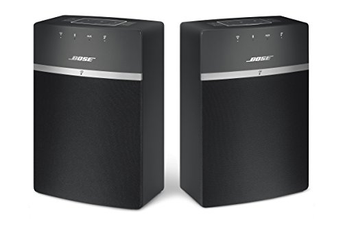 black bose soundtouch 120 home theater system audiodevicer. Black Bedroom Furniture Sets. Home Design Ideas