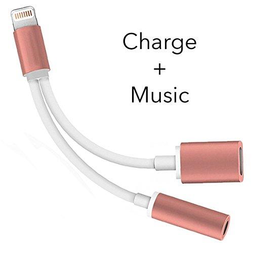 Earphones apple lightning - headphone splitter apple