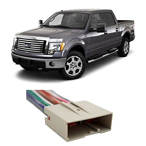 6029 8 scosche dash kit for 2009 ford f 150 din with pocket or double din  at mifinder.co
