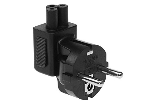 Sf Cable Usa Nema 5 15p Plug To Iec C5 Receptacle Right