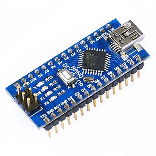 Mini nano v atmega p microcontroller board w usb