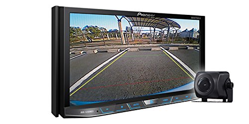 pioneer avh 4201nex double din multimedia dvd car stereo with 7 wvga touchscreen display with. Black Bedroom Furniture Sets. Home Design Ideas