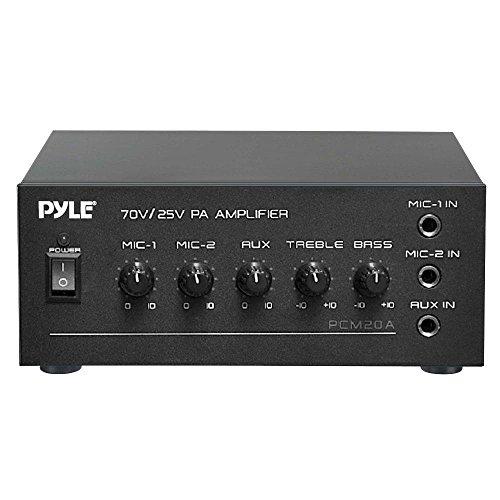 Pyle Phsp4 6 Inch Indoor Outdoor 50 Watts Pa Horn
