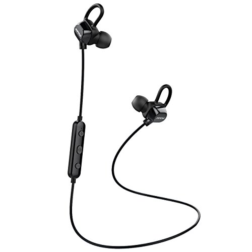 Taotronics magnetic bluetooth earphones - deep bass bluetooth earphones