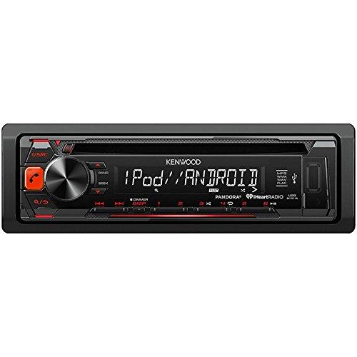 95 99 Chevrolet Chevy Suburban Kenwood CD Receiver w iPhone Pandora Remote App