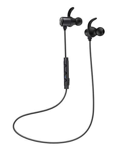 Bluetooth earbud with mic - zipper earbuds with microphone