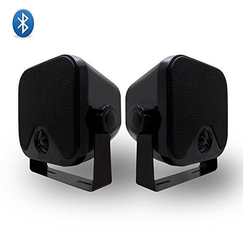 Herdio 100w 4 Inch Compact Waterproof Bluetooth Marine