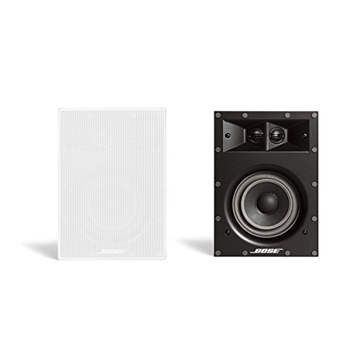 Bose Virtually Invisible 891 In Wall Speaker Pair White