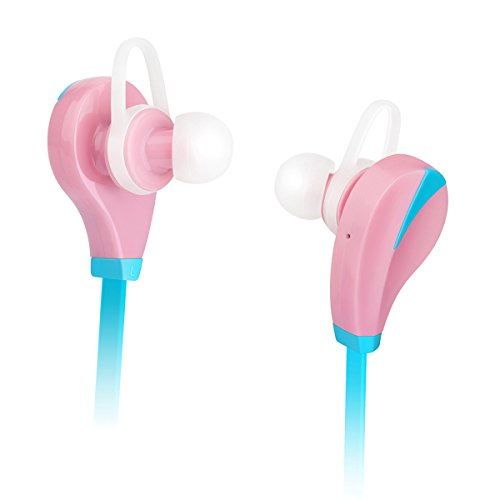 Bluetooth earphones for girls - noise cancelling headphones for girls