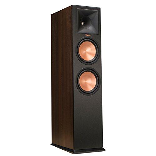 klipsch rp  walnut floorstanding speaker  audiodevicer