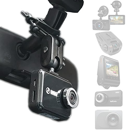 Tennboo Mount Front And Rear Dash Cam With 4 3 Full Hd