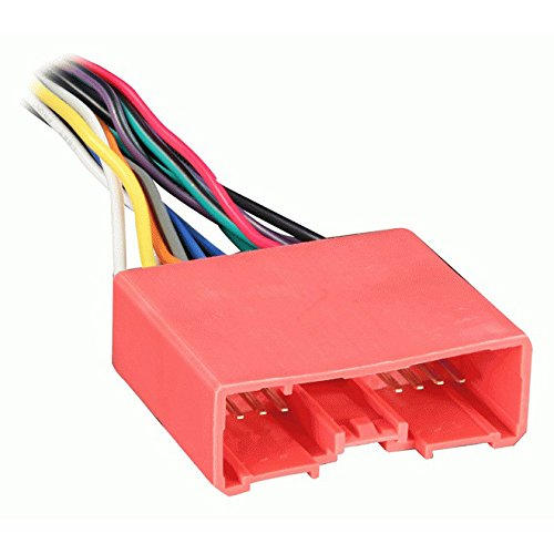 Metra 711721 Reverse Wiring Harness For 1998up Honda Acura Factory