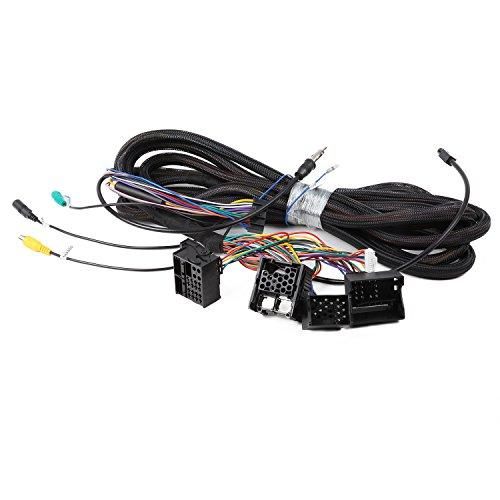 E39 Boot Wiring Harness : Eonon ga a car radio stereo audio for bmw e android
