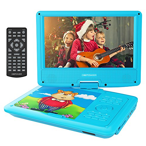 Dbpower 9 U2033 Portable Dvd Player With Rechargeable Battery