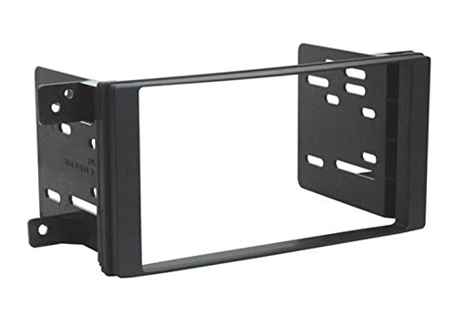 scosche su2027b 2008 11 subaru impreza wrx sti double din or din w pocket install dash kit. Black Bedroom Furniture Sets. Home Design Ideas