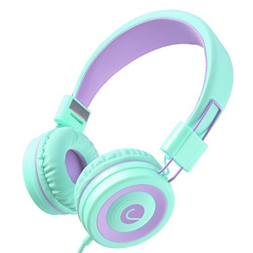Volume controlled earphones for kids - earphones for mp3 player