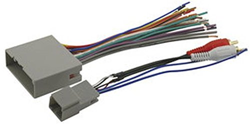 Details About Metra 705520 20042005 Ford Mustang Car Wiring Harness