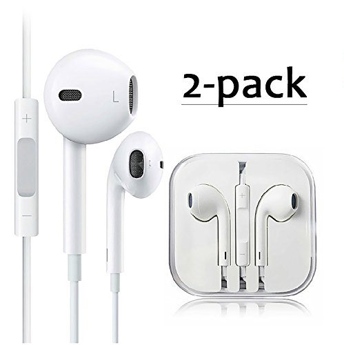 Iphone 7 earbuds pack - package of earbuds