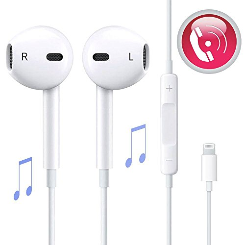 Earbuds lightning microphone - iphone lightning earbuds pack