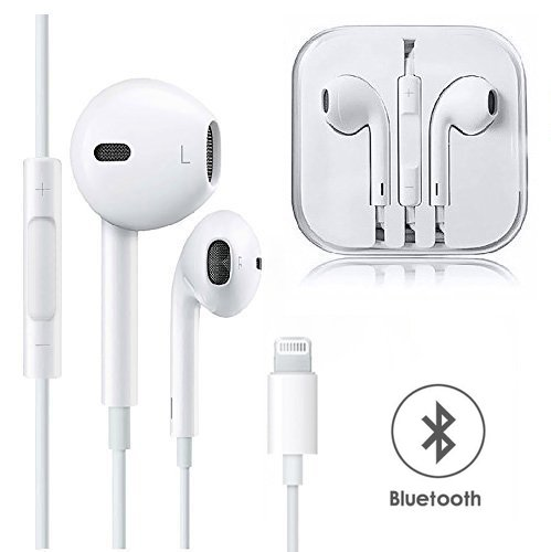 Iphone earbuds adapter pack - iphone 7 headphones 2 pack