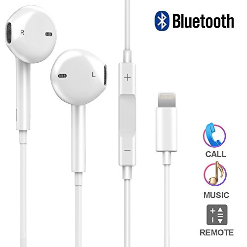 Earphones black apple - headphone adapter apple certified