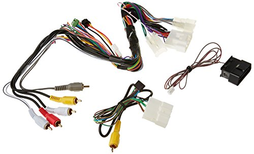 Nonfactory Radio Installation Wiring Harness For 2003up Gm Vehicles
