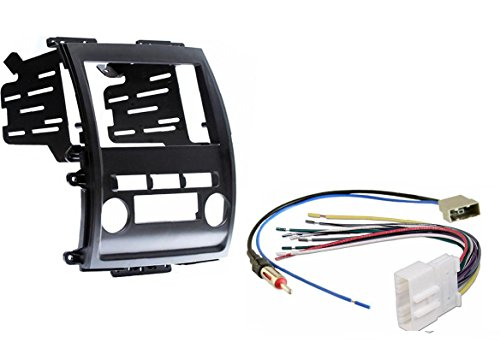 89440-10  Nissan Frontier Stereo Wiring Harness on dual car,