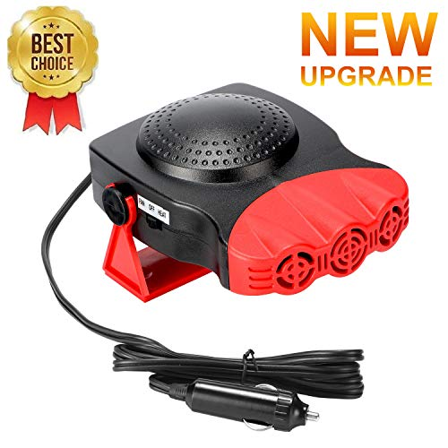Portable Car Heater Fast Heating Defrost Defogger Space